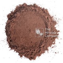 Mimosa hostilis root bark powder sold by The Mimosa Company